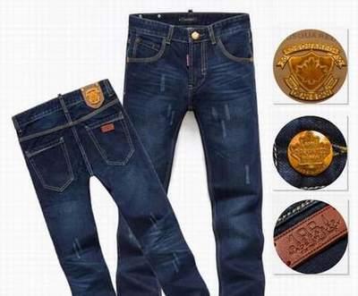 jeans dsquared husky coupe droite acheter jeans homme. Black Bedroom Furniture Sets. Home Design Ideas